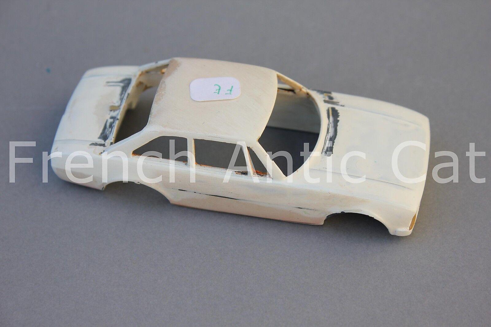 Rare predotype resin model peugeot 504 1 43 heco models fe vehicle