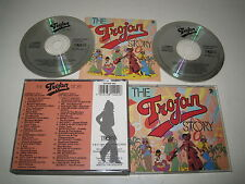 VARIOUS ARTISTS/THE TROJAN STORY(TROJAN/CDTRD 402)2xCD ALBUM