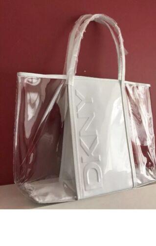 new product cf2e1 31952 Tasche Handtasche Parfums Weekender Dkny Durchsichtige Women ...