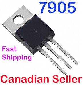 5 x/voltage regulators TO220/case 7808 8V 1.5 A