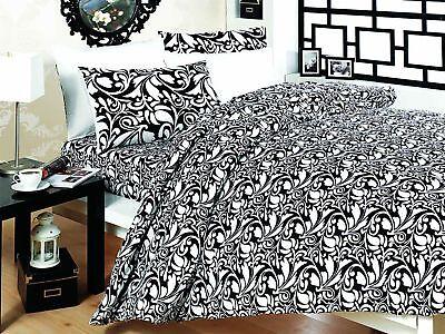 3 Tlg Teilig Bettwäsche Bettgarnitur Baumwolle Renforce 200x200 Reißverschluss QualitäT Und QuantitäT Gesichert Bettwaren, -wäsche & Matratzen