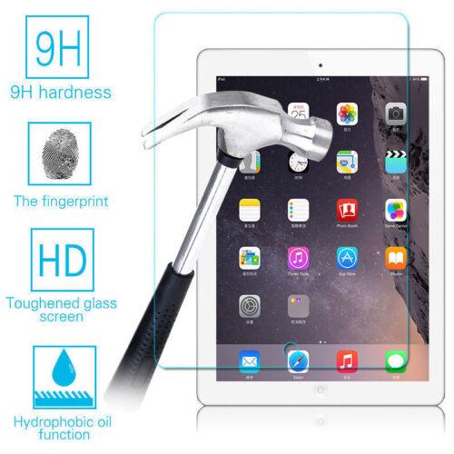 iPad 6 iPad 5 Air New Tempered Glass Screen Protector for Apple iPad Pro 9.7