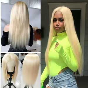Straight-Virgin-Human-Hair-13x4-Lace-Front-Wig-150-16-inch-613-Light-Blonde