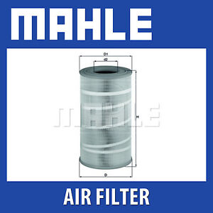 MAHLE Air Filter LX192 for Various Motorcycles /& Commercial Vehicles Single