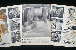 HAROLD-RUSSELL-AMPUTEE-FILM-ACTOR-DIARY-OF-A-SERGEANT-3pp-ARTICLE-1944