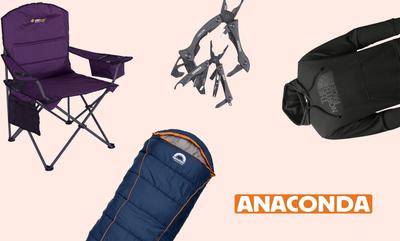 Save more at Anaconda
