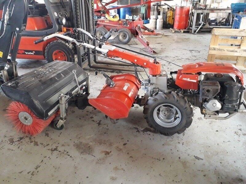2-hj. traktor , Nibbi MK16