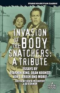 Invasion-of-the-Body-Snatchers-A-Tribute-Paperback-by-McCarthy-Kevin-EDT