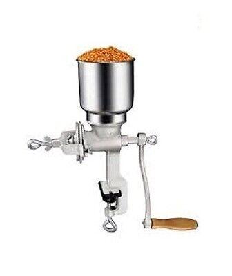 Cast Iron Hand Corn Grinder Nuts Mill Grinder Wheat & Grains Grinder