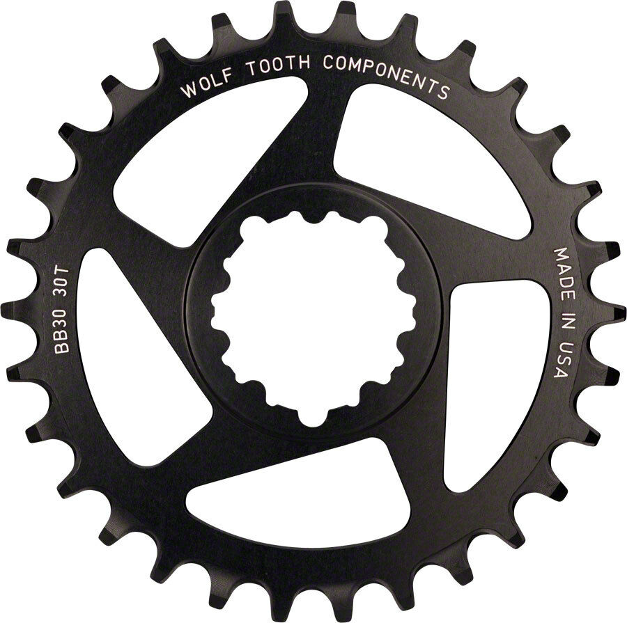 Wolf  Tooth 34t Direct Mount Drop-Stop Chainring for SRAM BB30 Short Spindle C...  cheap in high quality