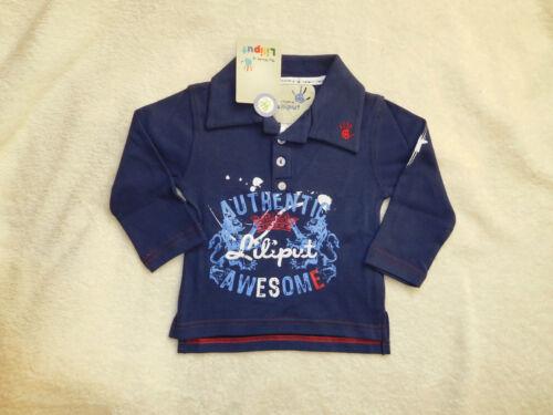 Liliput Baby Poloshirt für Jungs Gr.74,80,86 und 92 NEU