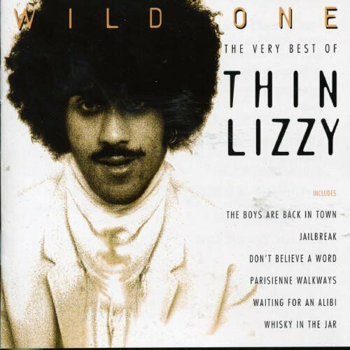 1 of 1 - Thin Lizzy - Wild One: The Very Best of Thin Lizzy - Thin Lizzy CD FQVG The