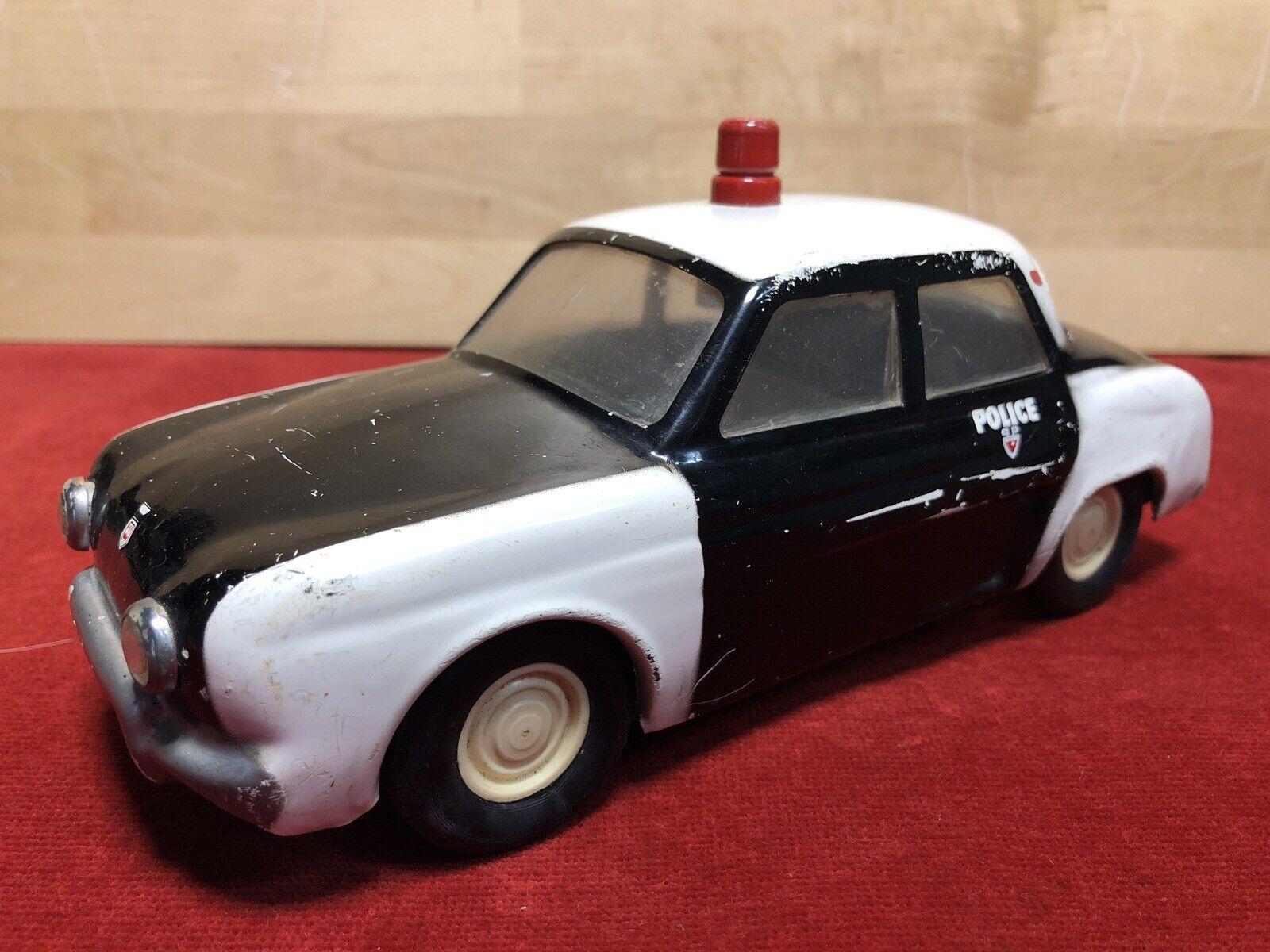 5 57 France CIJ Renault Dauphine Police Toy Antique Metal Clutch