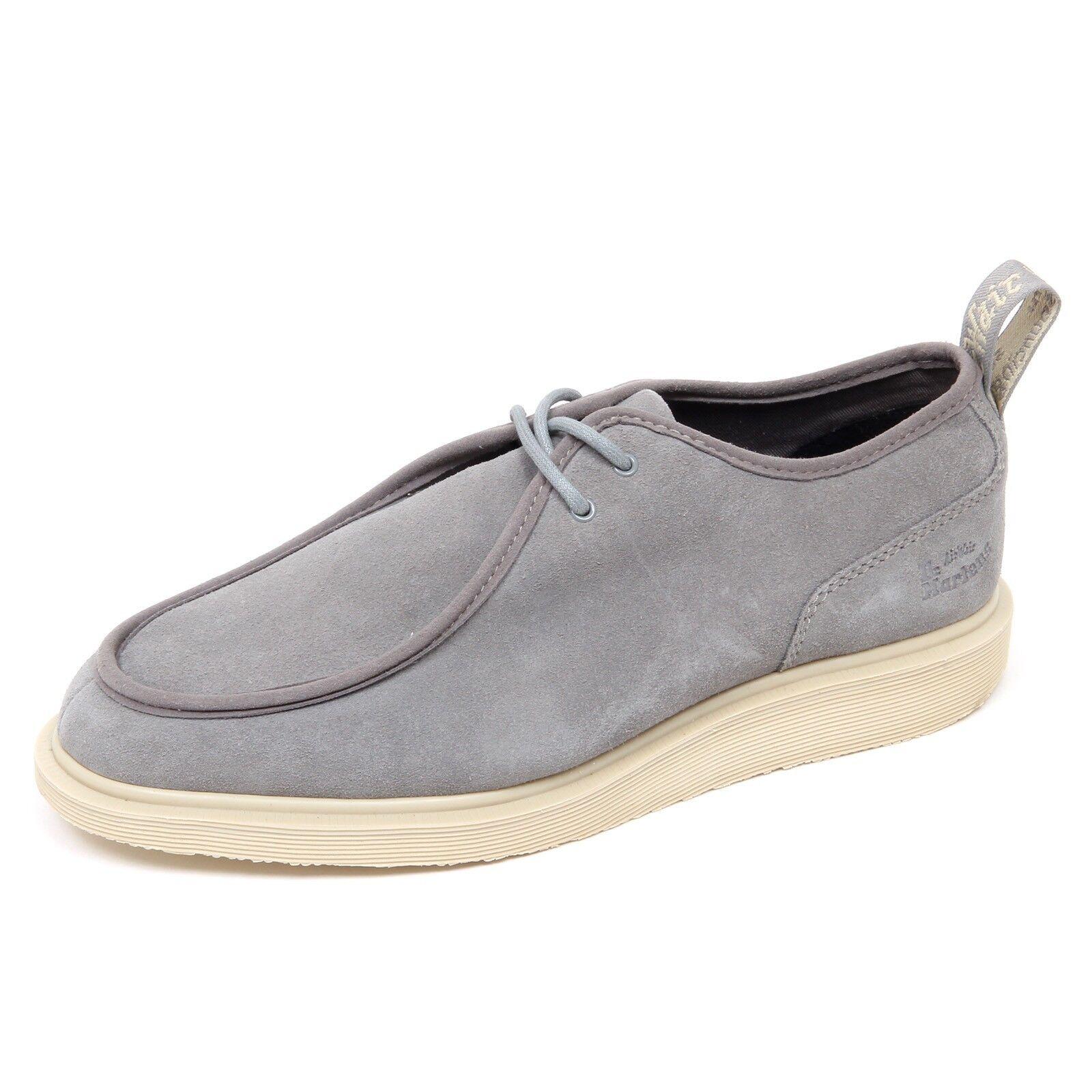 D1964 (without box) scarpa uomo DR. MARTENS LEVERTON grigio shoe man