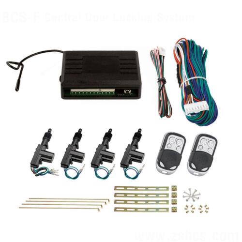y02 Sierre sentralizado ZV para 2 4 puertas radio ffb control remoto keyless Open