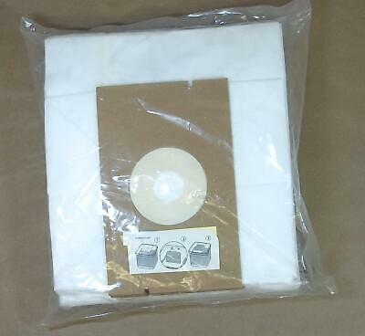 "P//N 86341040,10 pack NEW $115 Chariot iVac CV24/"" ATV Windsor Vacuum Bags"