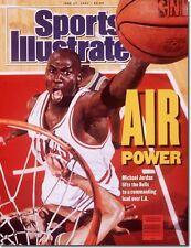 June 17, 1991 Michael Jordan, Chicago Bulls Sports Illustrated A