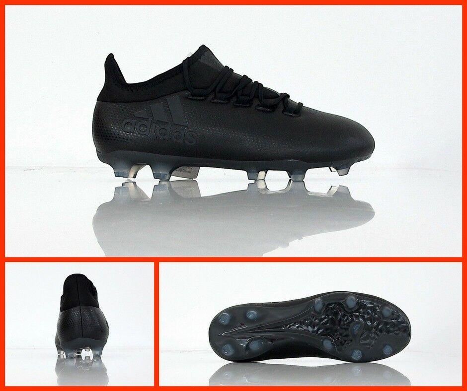 ADIDAS chaussures calcio X 17.2 FG CP9188 Couleur noir aprile 2018