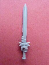 FORGEWORLD Heresy IMPERIAL FISTS TEMPLAR BRETHREN LH POWER SWORD - Bits 40K
