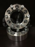 2 Toyota Wheel Spacers 6x5.5 1.5 Fits All 6 Lug 50mm Forged 6x139.7