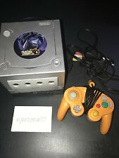Limited Edition Pokemon XD Nintendo GameCube Console plus GBA Player