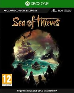Sea of Thieves Xbox One MINT Condition - Same Day Dispatch via Super Fast DELIV