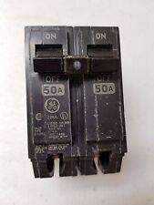 General Electric THHQB 50 AMP, 2-Pole Breaker