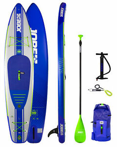 Jobe-Duna-Inflatable-11-039-6-034-SUP-Paddle-Board-Package-Beach-Water-Sports