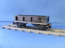 New Custom City Cargo Car Train Built w/ NEW Lego Bricks fits 9V IR RC Track Set