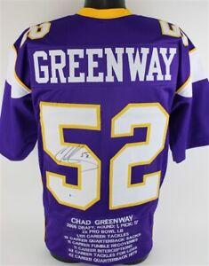 chad greenway jersey
