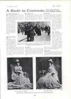 1906 Mrs Drummond Miss Kenny Arrested For Votes Lily French Esme Colle