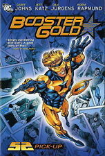 Booster Gold: 52 Pickup, Very Good Condition Book, Geoff Johns, Dan Jurgens, Nor