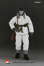 "Toys City 1/6 Scale 12"" WWII German Wehrmacht Paratroopers Jacket Suit AL-10011B"