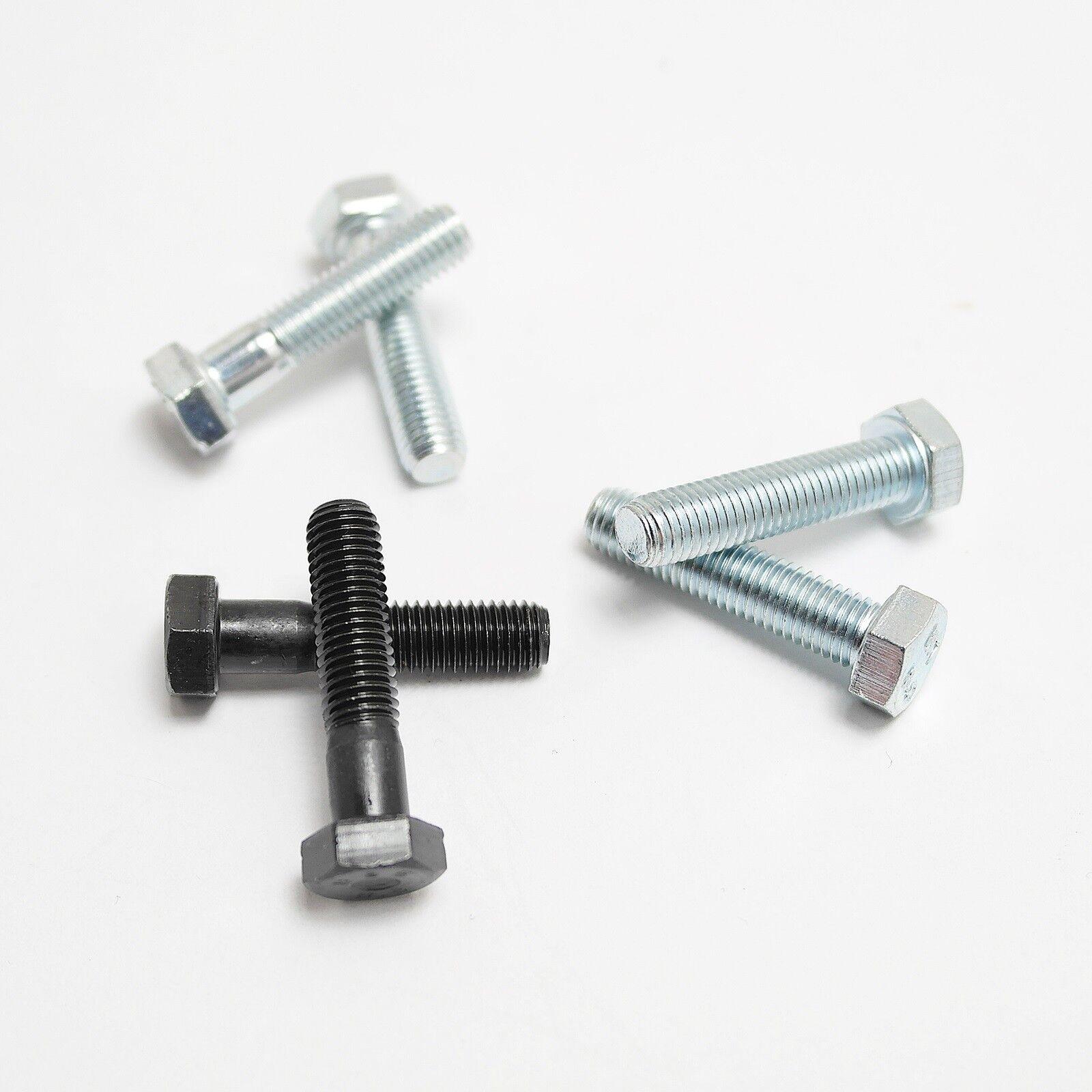 M7 Schraube oder Mutter Sonderschraube DIN 933  931 Sortiment Sechskantschraube     | Elegant Und Würdevoll