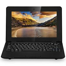 1088 10.1'' Android 4.4 Notebook Dual Core Laptop 1.5GHz WSVGA Screen 1GB+8GB