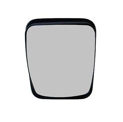 Außenspiegel Ersatz Spiegel MB W-Mobil Iveco VW LT Pritsche 330x185mm ø16-26mm R