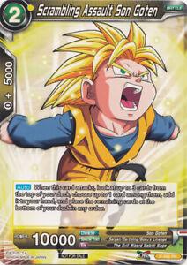 Dragon Ball Super TCG Scrambling Assault Son Goten P-062 Near Mint Non Foil!