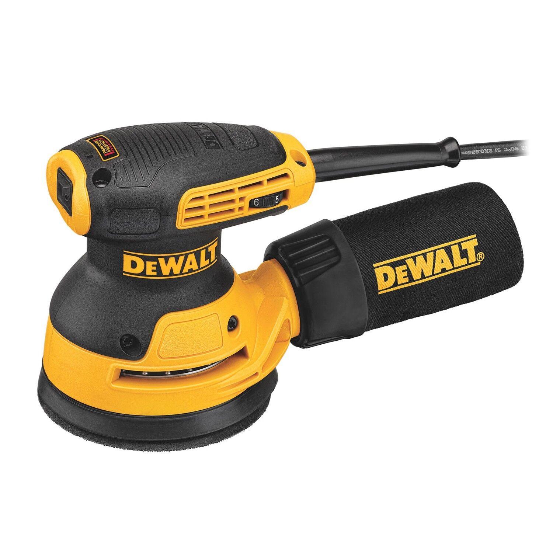 DeWALT DWE6423 Ponceuse excentrique 125 mm à Vitesse Variable
