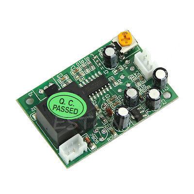 PIR IR Pyroelectric Infrared Module Adjust Relay Output Human Body Sensor DC12V