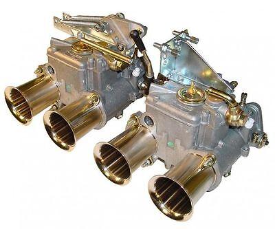 Sytec Weber Dcoe Twin Cavo Throttle Linkage Kit Tlk2/w-