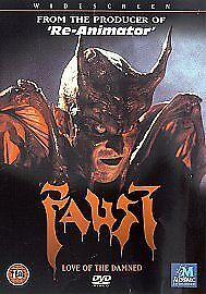 Faust - Love Of The Damned horror thriller dark twisted gore torture cult sick