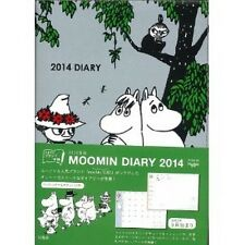 MOOMIN DIARY 2014 design by marble SUD Book