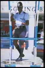 506043 Traffic Officer Provides Greetings Hamilton Bermuda A4 Photo Print
