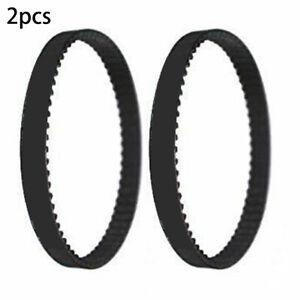 2 Pcs Belt For Bissell ProHeat 2X Pet Pro 1548 1550 1551 Carpet Cleaner Models