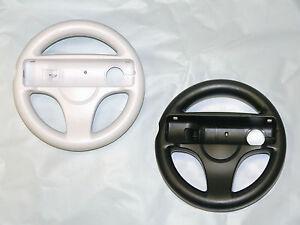 Mario-Kart-Steering-Wheel-Set-for-Nintendo-Wii-and-Wii-U-Old-Skool-W-amp-B