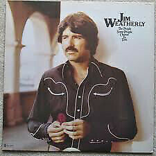 Jim Weatherly - The People Some People Choose To Love / VG+ / LP, Album