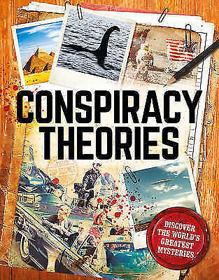 """""""AS NEW"""" Conspiracy Theories (History Makers), , Book"""