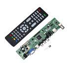 Universal LCD TV Controller Driver Board PC/VGA/HDMI/USB Interface Remote contro