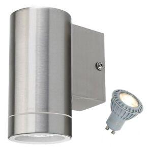 5W-LED-Modern-Stainless-Steel-Single-Garden-Outdoor-Wall-Light-IP65