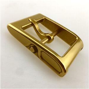 Handmade-Brass-men-039-s-belt-buckle-classic-pin-Hippie-D-ring-DIY-Belt-Accessories